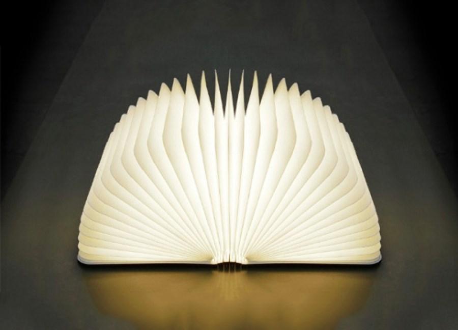 国内资讯_创意折纸书灯 - 意品汇